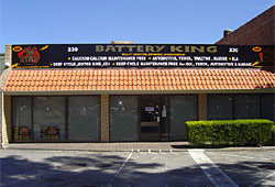 Battery King Store